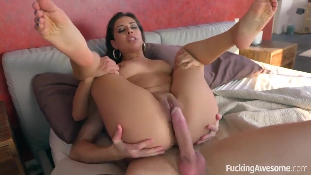 busted milf gets filled